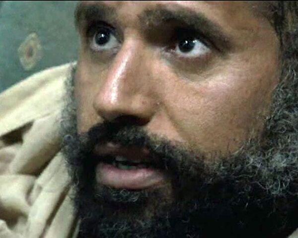 New footage of Seif al-Islam Gaddafi in captivity - Sputnik International