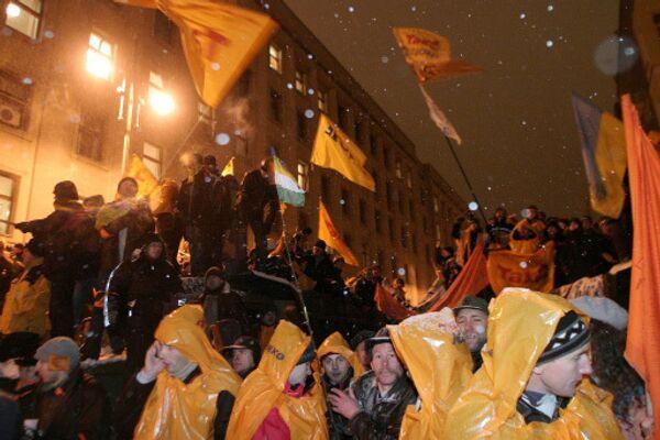 Ideology of Orange Revolution marginalized in today's Ukraine - Sputnik International