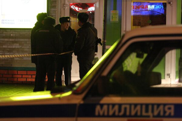 Foreigners to blame for 20% of Moscow murders - Sputnik International