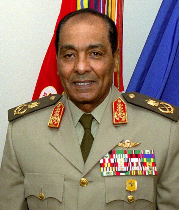 Marshal Hussein Tantawi - Sputnik International