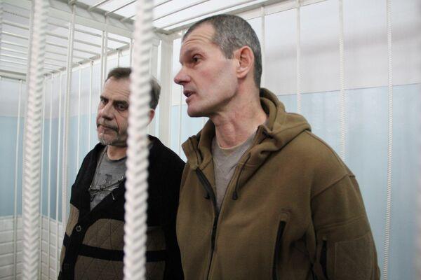 Alexei Rudenko  and Vladimir Sadovnichy - Sputnik International