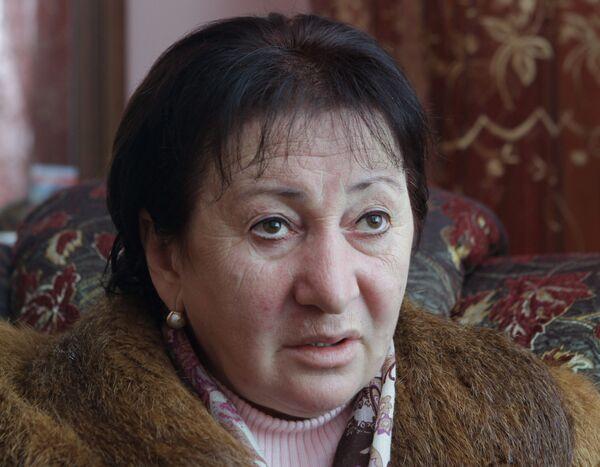 Alla Dzhioyeva - Sputnik International