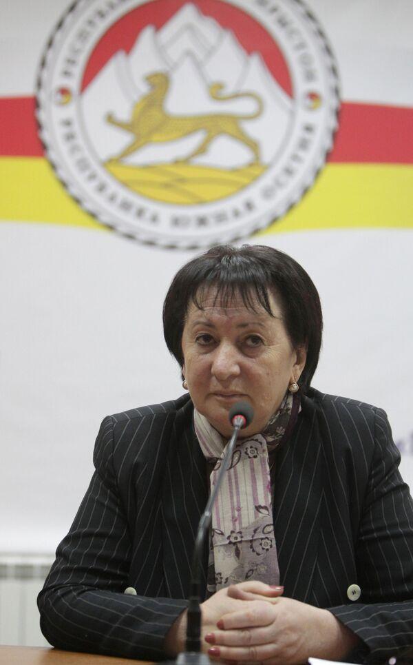 Подведение итогов второго тура выборов президента Южной Осетии - Sputnik International