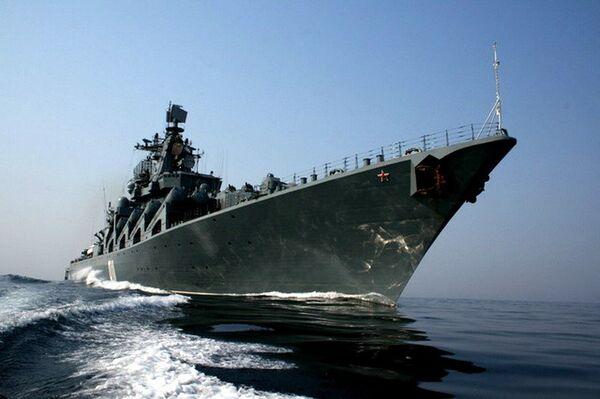 Varyag missile cruiser - Sputnik International