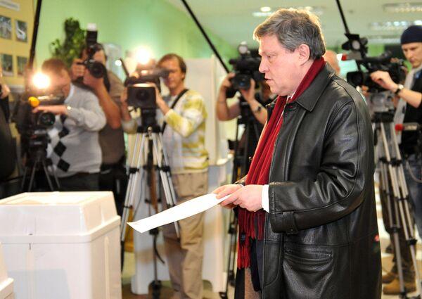 Grigory Yavlinsky - Sputnik International
