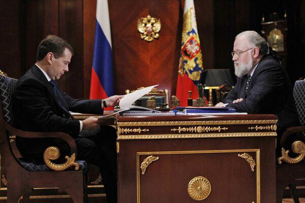 Vote fraud charges require examination - Medvedev - Sputnik International