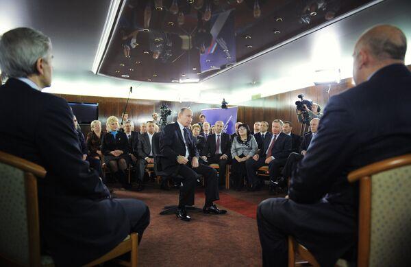 PM Putin pledges cabinet changes after March elections          - Sputnik International