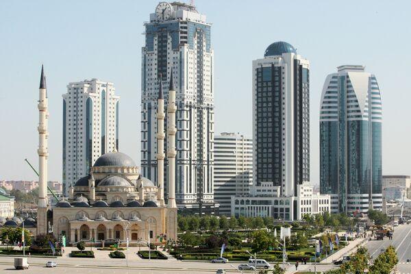 Grozny - Sputnik International