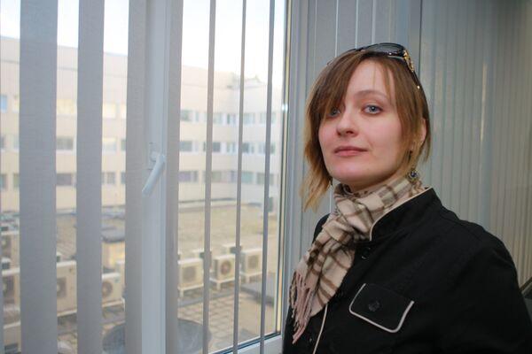 Natalia Antonova  - Sputnik International