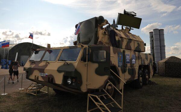 Tor-M2 air defense systems - Sputnik International