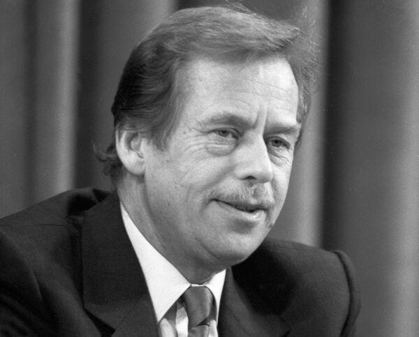 Former Czech President Vaclav Havel - Sputnik International