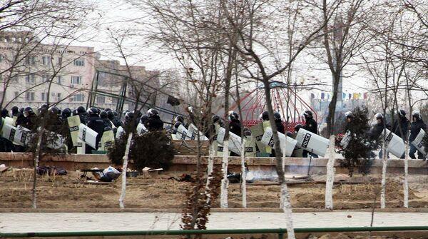 Clashes in Kazakhstan - Sputnik International