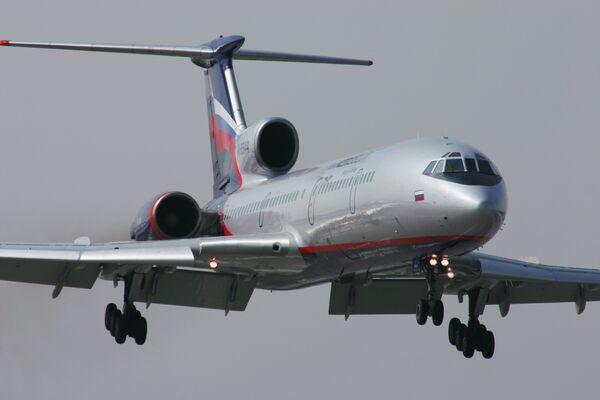 Russia to ground all Tu-154s within next 2 years - Sputnik International