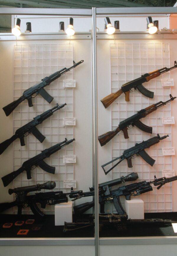 Russia stays loyal to Kalashnikov - Sputnik International