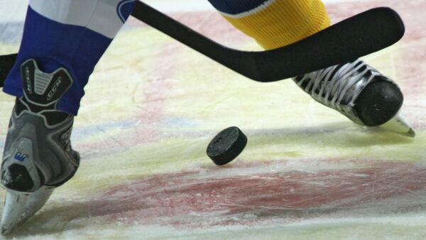 KHL Launches Crackdown on Dangerous Tackles  - Sputnik International