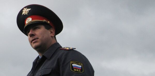 Russian police offer $3,000 propaganda prize - Sputnik International