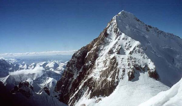 Ukrainian climbers to mark Euro 2012 with football game on Everest - Sputnik International