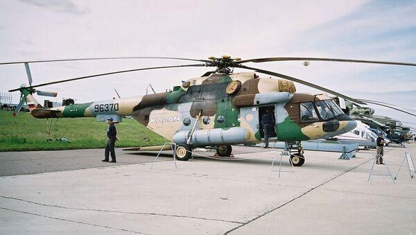 Mi-17V-5 - Sputnik International