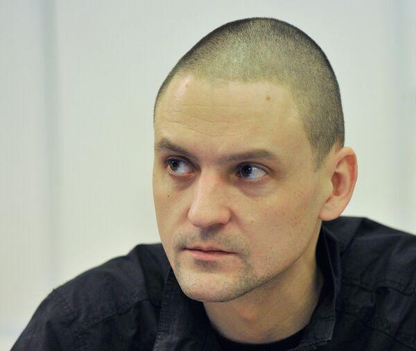 Sergei Udaltsov - Sputnik International