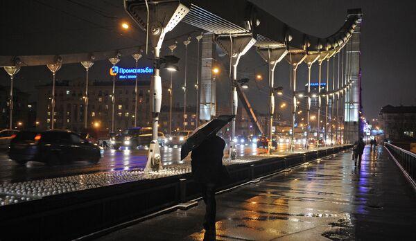 Wednesday was Moscow's warmest December 25 since 1910 - Sputnik International