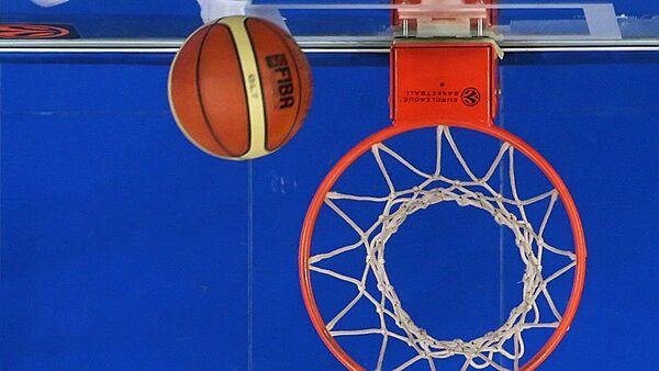 Top Russian Basketball Teams Mulling Switch to European League - Sputnik International