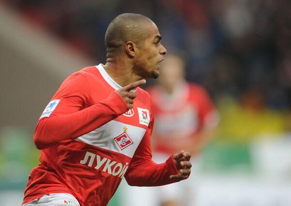 Spartak Forward Welliton Wins Defamation Case Against CSKA Boss - Sputnik International