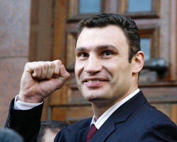 Vitaly Klitschko - Sputnik International