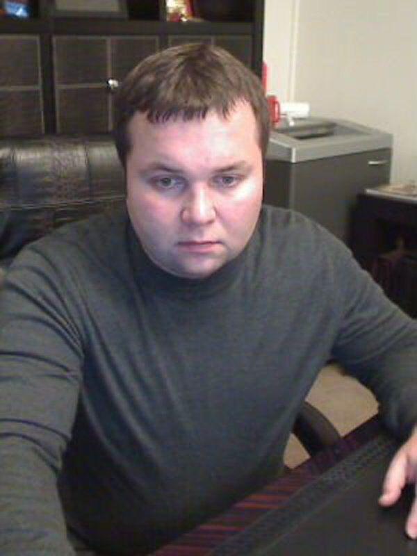 Former police captain Maxim Kagansky - Sputnik International