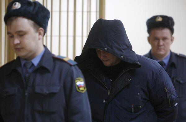 Sergei Kirilchuk, a former policeman, was sentenced to 26 years for the murder of Dmitry Marininov - Sputnik International