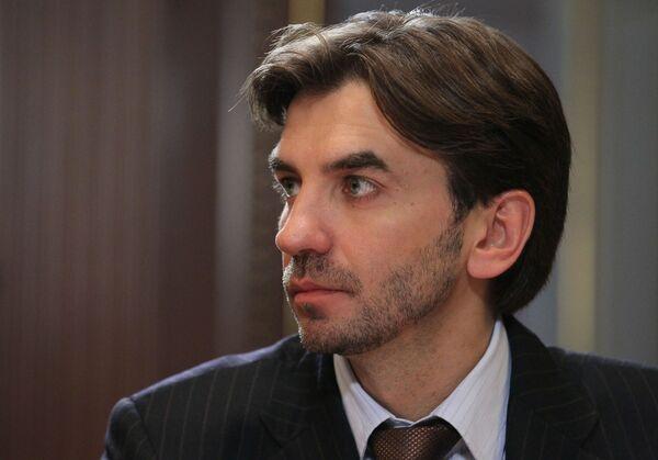 Russian President's newly appointed adviser Mikhail Abyzov - Sputnik International