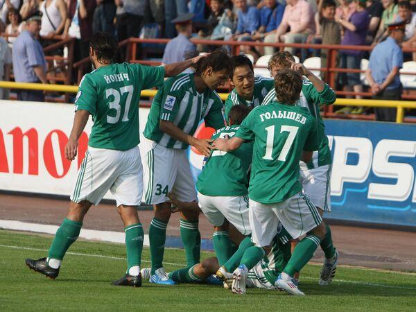 Tom Tomsk football team - Sputnik International