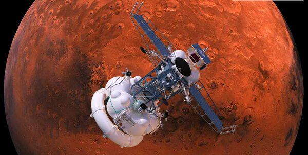 Phobos-Grunt - Sputnik International