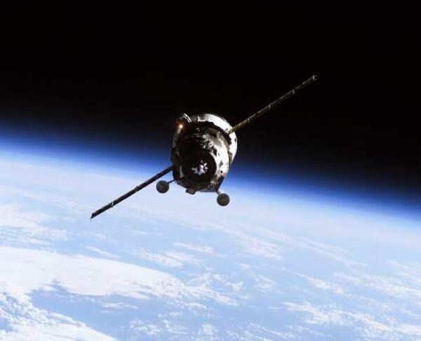 Progress Space Freighter. Archive - Sputnik International