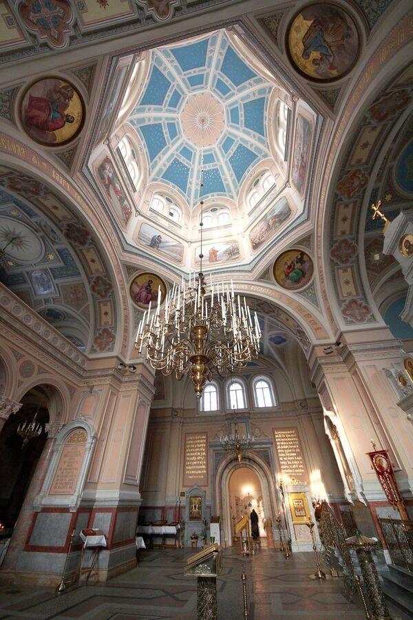 St. John's Convent in Moscow - Sputnik International