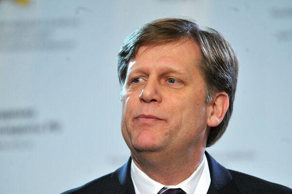 Michael McFaul - Sputnik International