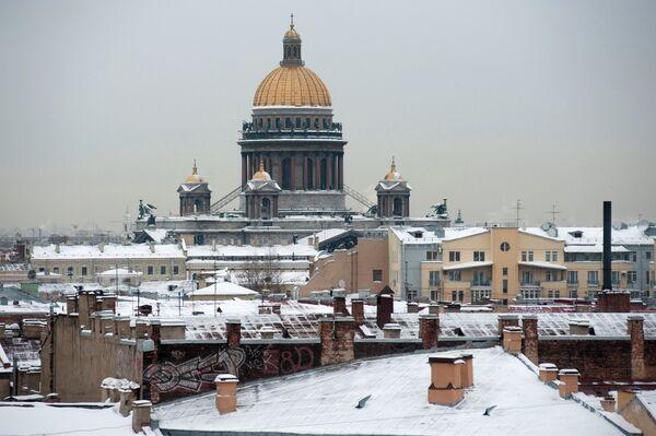 St. Petersburg - Sputnik International
