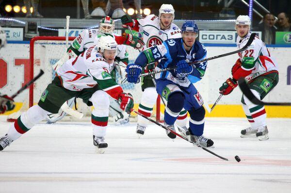 KHL Calendar Must Avoid Euro Hockey Tour Clash – Coach  - Sputnik International