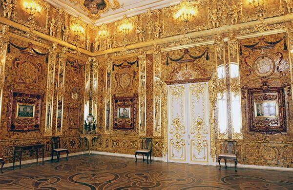 Amber Room - Sputnik International
