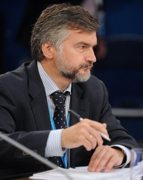 Russian Deputy Economic Development Minister Andrei Klepach - Sputnik International