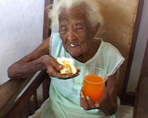 """Oldest Woman on the Planet"" - Sputnik International"