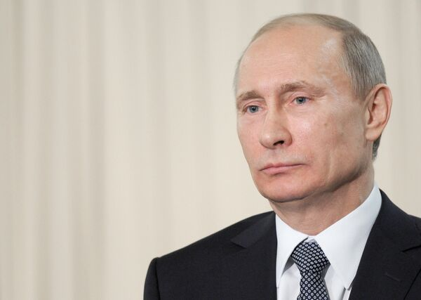 Russia's Prime Minister Vladimir Putin - Sputnik International