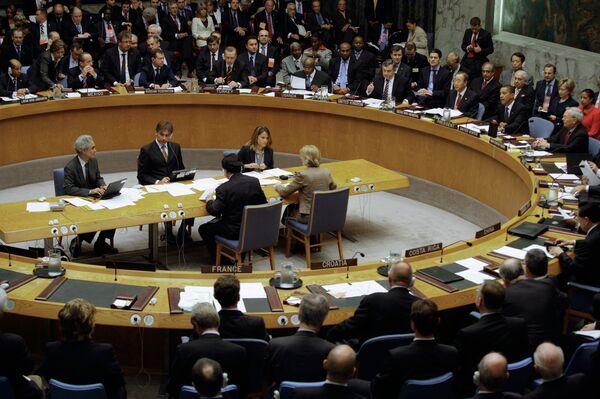 Russia, China Veto UN Resolution on Syria  - Sputnik International
