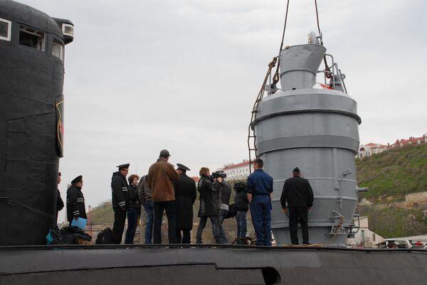 Alrosa, a Kilo class vessel - Sputnik International