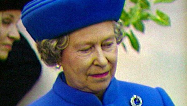 Queen Elizabeth II Celebrates 60 Years on Throne - Sputnik International