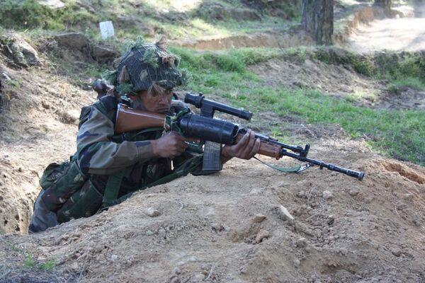 INDRA-2010 Military Drills     - Sputnik International