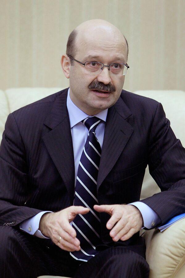 Mikhail Zadornov - Sputnik International