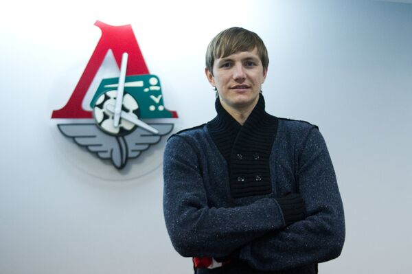 Roman Pavlyuchenko  - Sputnik International