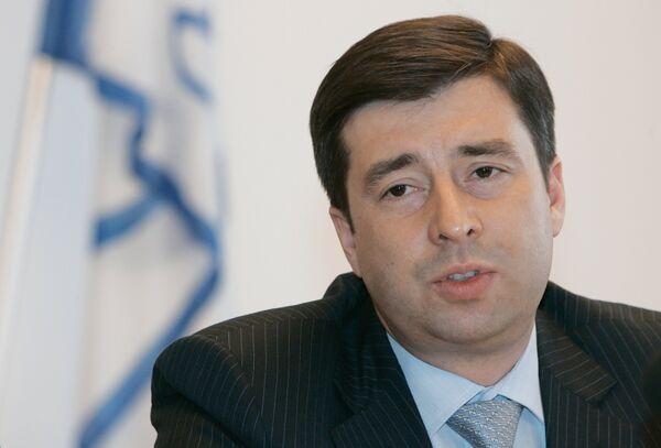 Russia's Deposit Insurance Agency chief Yuri Isaev - Sputnik International