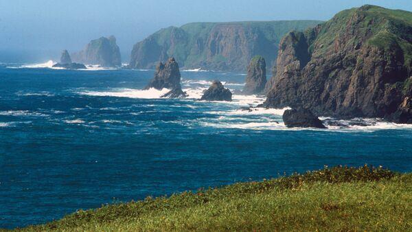 Russia Starts Kuril Islands Exercises - Sputnik International