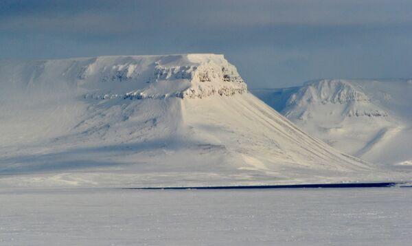 The Franz-Joseph Land archipelago (archive) - Sputnik International